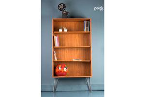 Thumb vintage g plan mid century retro teak bookcase display cabinet on hairpin legs 55921ce2 2ad9 46b5 a52e 7da98affa045 0