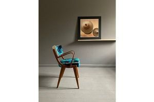 Thumb ben chair with storm blotch from timorous beasties 0