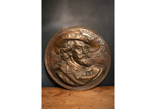 Rubens Large Copper Charger