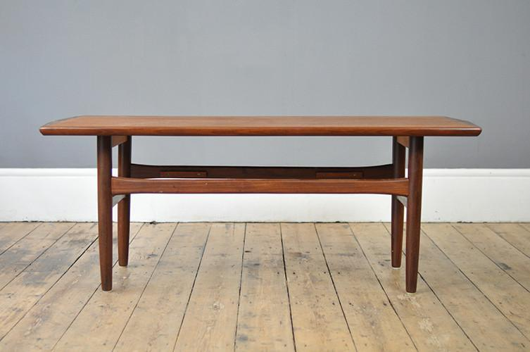 Dutch Teak Coffee Table