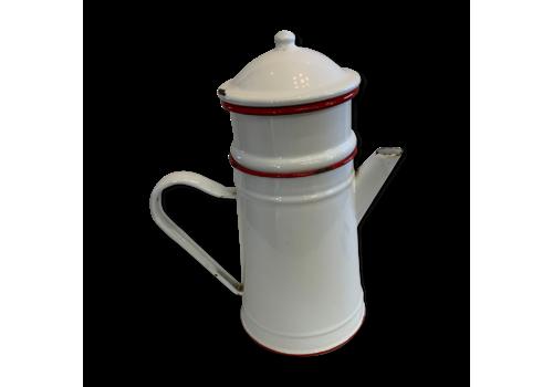 Enameled Coffee Maker
