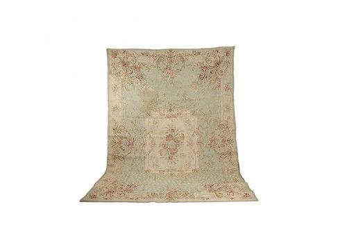 Large French Tapestry Wall Hanging