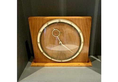 Art Deco Keinzel  Clock By Keinrich Heinrich Moeller