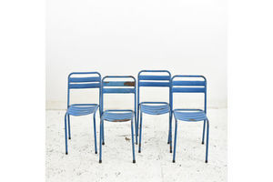 Thumb french blue tolix chairs 0