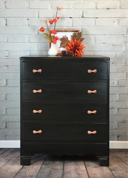Vintage Chest Of Drawers/Mid Century