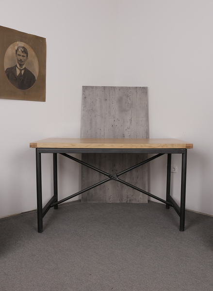 Loft Industrial Table
