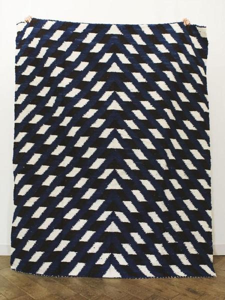 Handmade Large Wool Rug