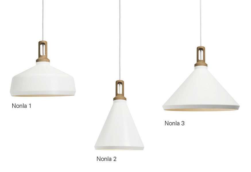 Nonla Lamp By Paul Croft