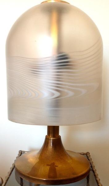 Large Murano Table Lamp