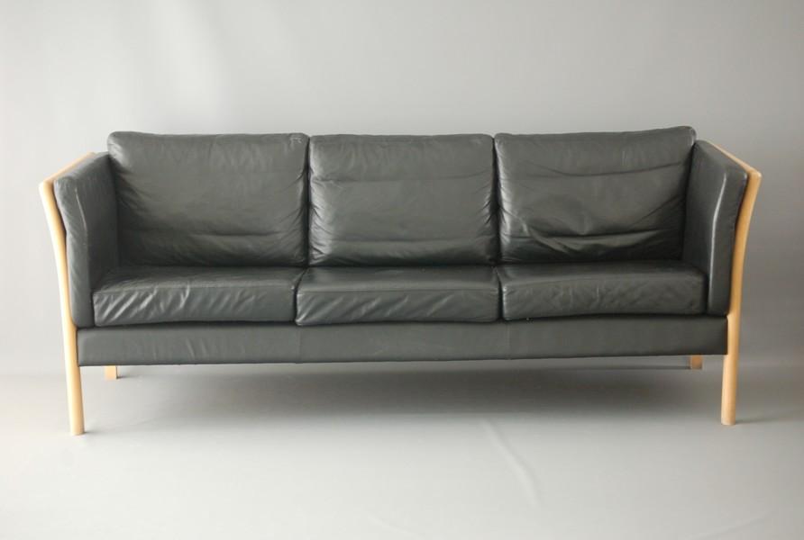 Danish Design Learn 3 Seater Sofa