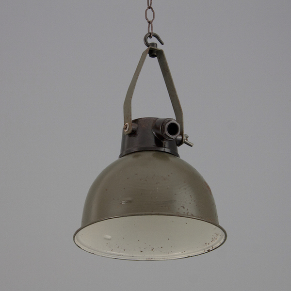 Czech Army Field Light Pendants