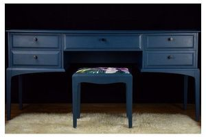 Thumb vintage stag minstrel dressing table and stool unknown 0