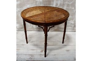 Thumb french bergere bistro table 1920s 0
