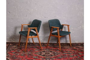 Thumb pair of hungarian armchairs 1960s 0