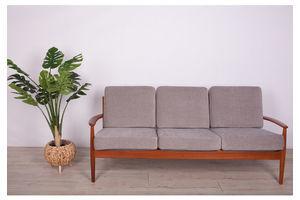 Thumb mid century danish teak sofa by grete jalk for france son france daverkosen 1960s 0