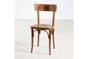Thumb beech side chair from gebruder thonet vienna gmb h 1950s 1950s thonet 0