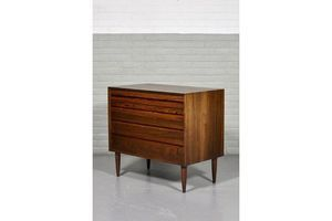 Thumb danish rosewood chest of drawers 1960s unknown denmark 0