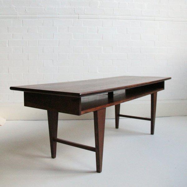 Mid Century Rosewood Coffee Table  photo 1