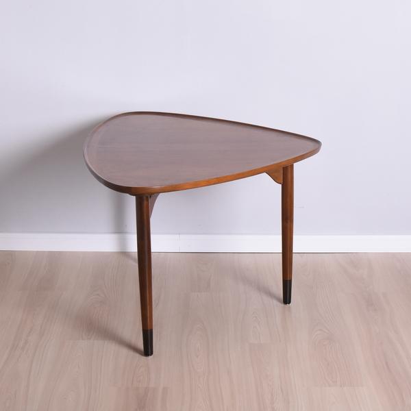 Vintage Kidney Shaped Coffee Table 1960s Vinterior