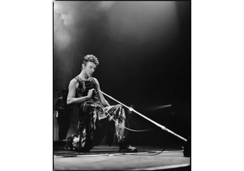 'Bowie On Stage' Kevin Westenberg Limited Edition Archival Pigment Print Unframed