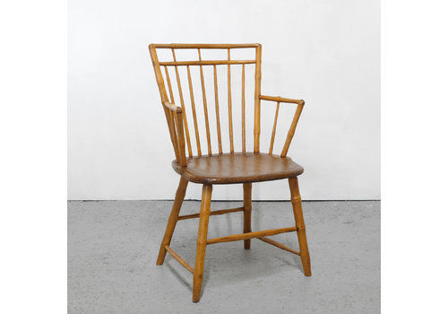 American Rod Back Windsor Chair