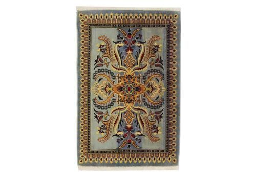 Persian Rug, Keshan, 20th Century