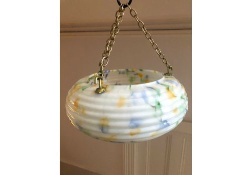 Art Deco Ceiling Light Glass Plafonnier Lamp Shade