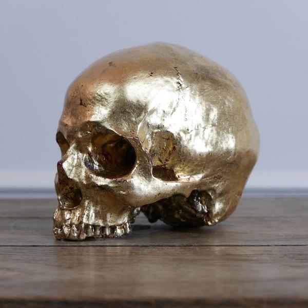 Gold Skull (22ct)