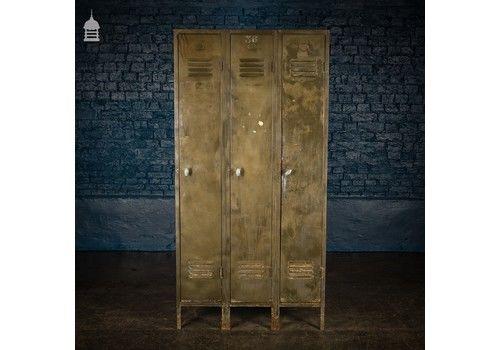 Metal Industrial Lockers
