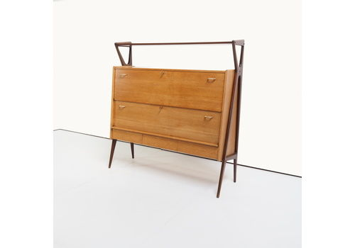 Bar Cabinet By Louis Paolozzi For René Godfroid