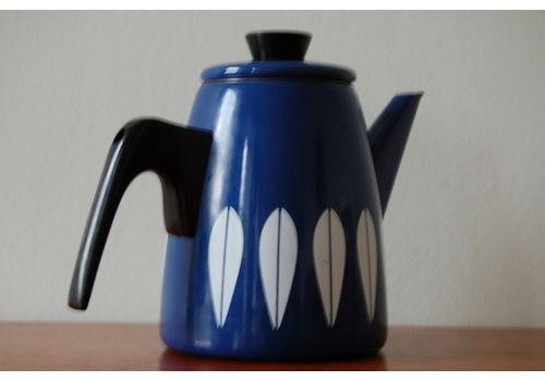 Cathrineholm Lotus Enamelware Coffee Pot