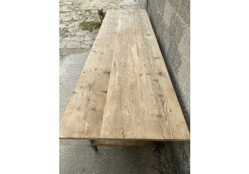 3.1 M Long French Drapers Table