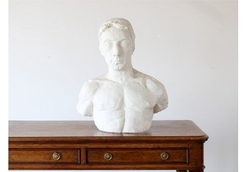 Life Size Male Bust