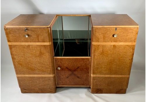 Art Deco Sideboard/Cocktail Cabinet
