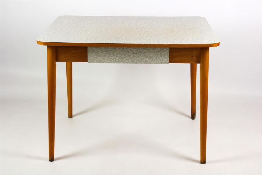 Formica Kitchen Table From Jitona, 1960s