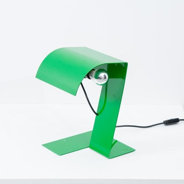 Stilnovo Green 'Blitz' Table Lamp