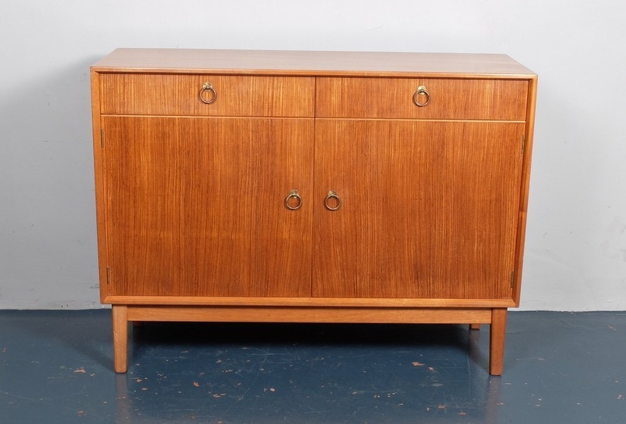Gordon Russell Rosewood Cabinet photo 1