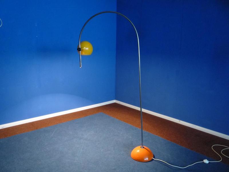 Mid Century Pop Art Floor Lamp, 1962