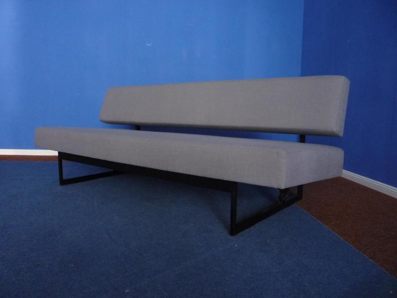 Sofa Bed By Dieter Wäckerlin For Idealheim Swiss, 1950s