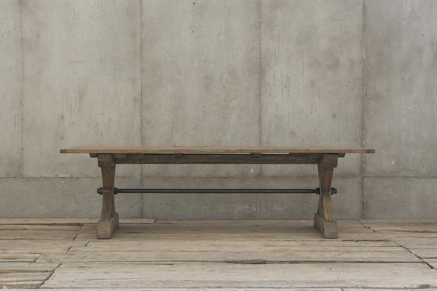 Van Thiel Wrench Table Natural Pine