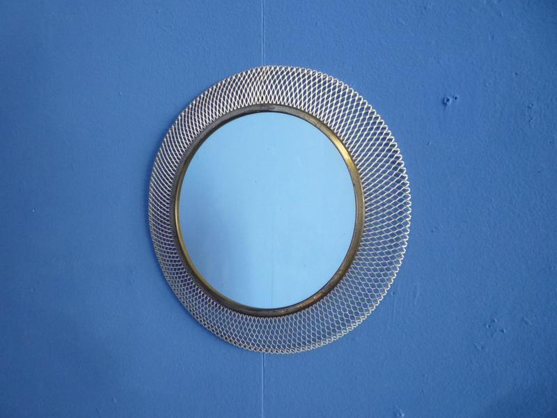 Mid Century Wall Mirror, 1950s
