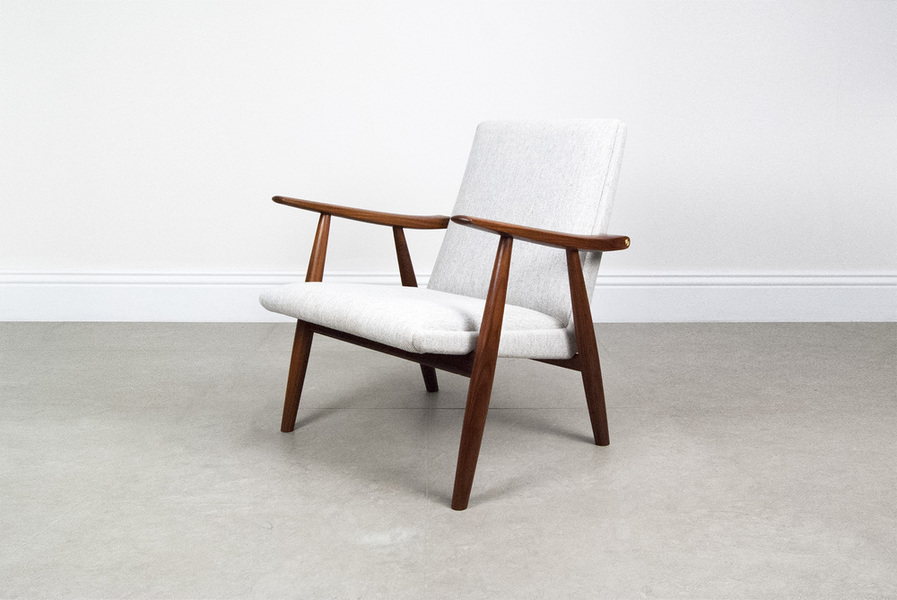 Hans Wegner For Getama Ge 260 Chair