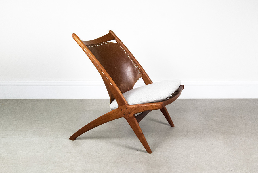 Fredrik Kayser Cross Chair photo 1