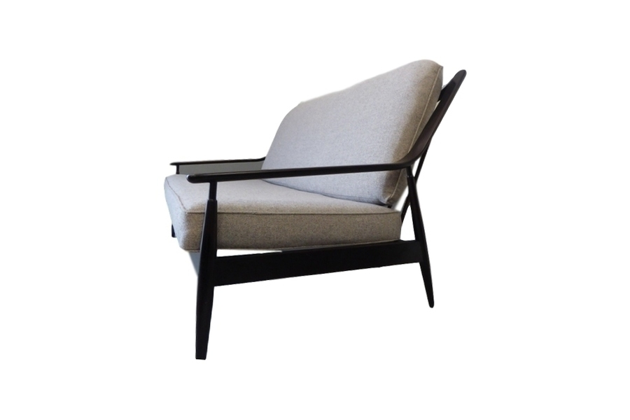 Greaves & Thomas Midcentury Three Seater Sofa